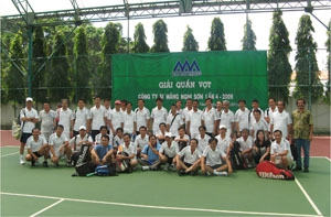 Giải quần vợt Xi măng Nghi Sơn 2009